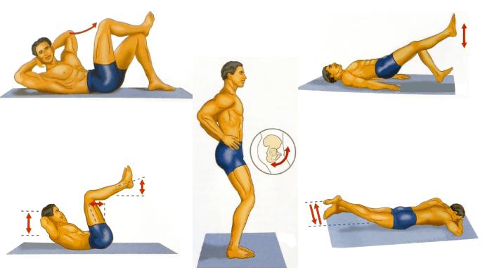 Физические упражнения при импотенции