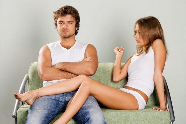 Чрезмерное половое влечение у мужчин