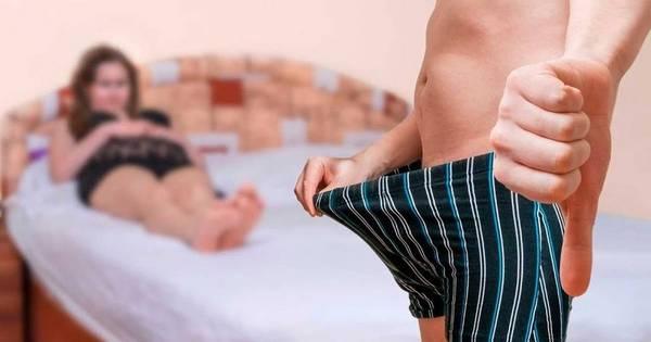 Как стать мужчине импотентом в домашних условиях