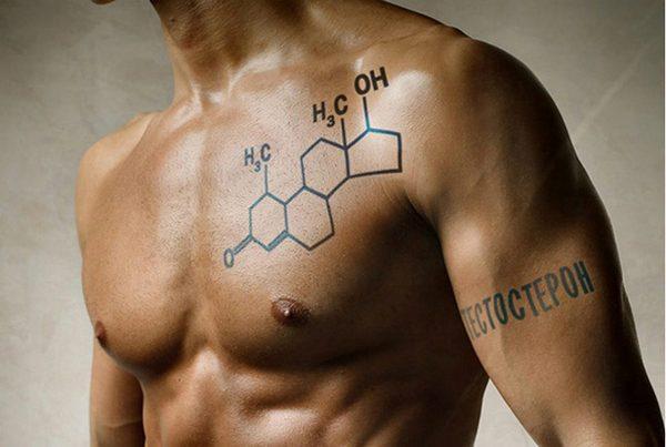 Как повысить тестостерон естественным путем