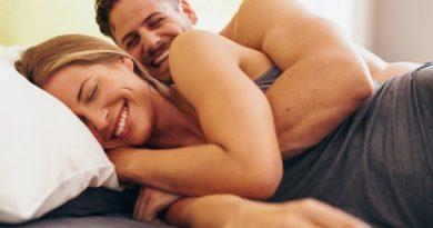 Сексуальное влечение у мужчин