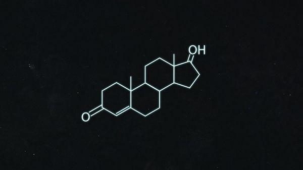 Дигидротестостерон формула
