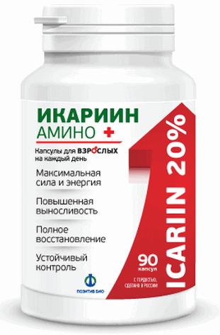 Капсулы икариин