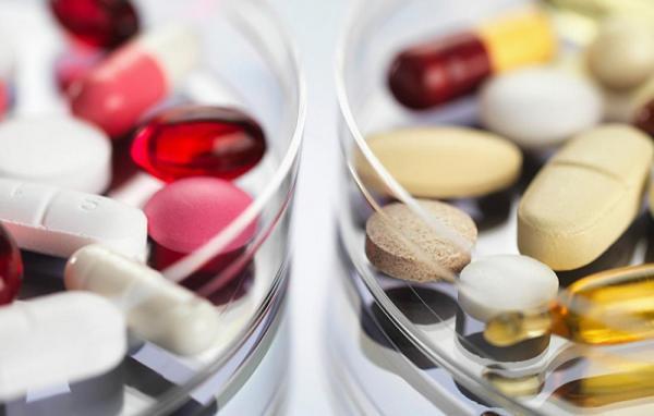 Препараты в таблетках