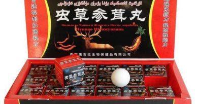 Китайские шарики для потенции