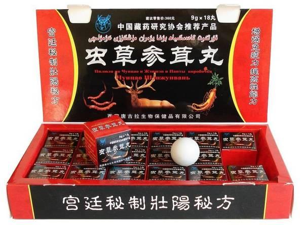 Китайские шарики для потенции – инструкция, где купить, отзывы