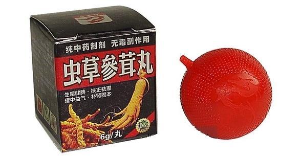 Китайские шарики для поетнции