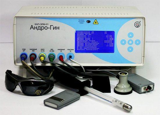 "Аппаратно-программный комплекс ""Андро-Гин"""