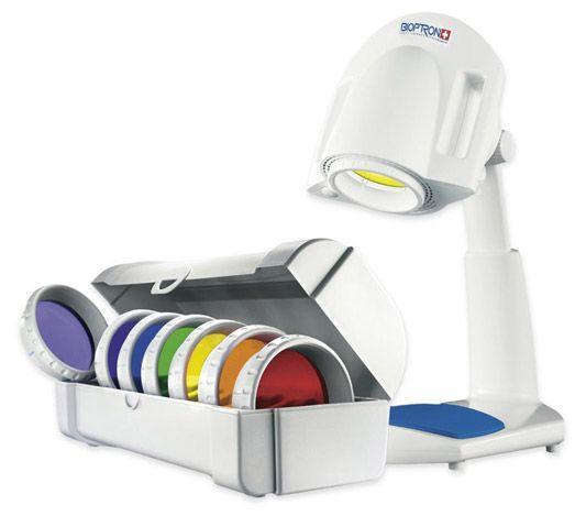 Лампа «Биоптрон»