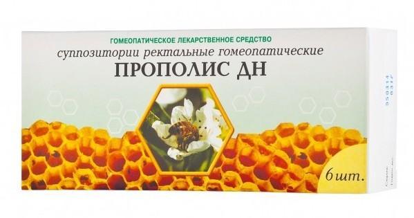 """Свечи """"Прополис ДН"""""""