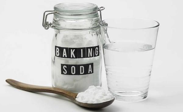 сода пищевая
