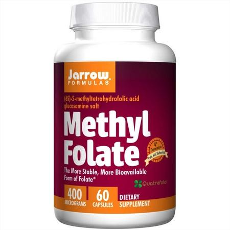 "Препарат ""Metilfolate от Jarrow Formulas"""