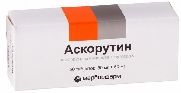 "Препарат ""Аскорутин"""