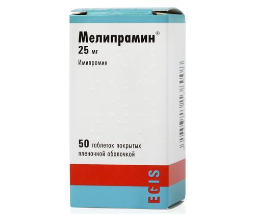 """Препарат """"Мелипрамин"""""""