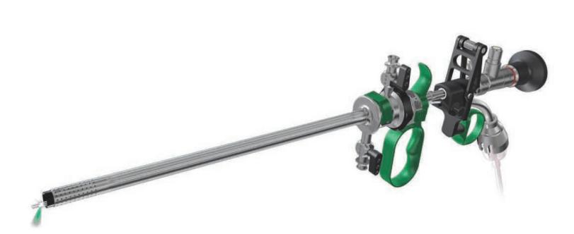 Лазерный резектоскоп