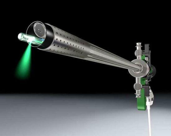 Оптиковолоконный лазерный цистоскоп, применяемый в системе Grееn Light