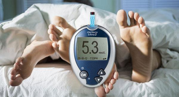 Потенция при сахарном диабете у мужчин