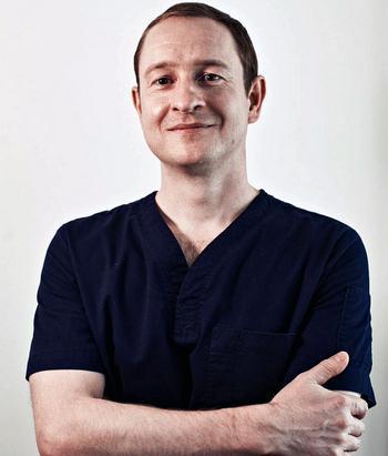 Хирург, врач уролог-андролог, кандидат медицинских наук клиники «Медпрайм» Бабыкин Антон Васильевич