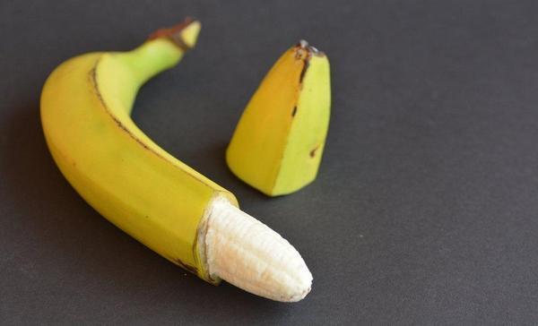 Обрезанный банан