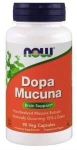 Dopa Mucuna от NOW Food, США