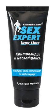 Sex expert long time