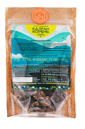 Корень калгана от бренда «Алтайский заготовитель»