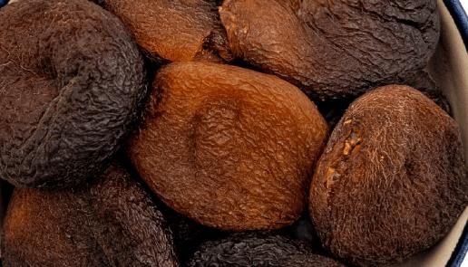 Шоколадная курага